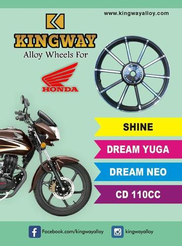 Alloy Wheel (Shine Dream Yuga Dream Neo & CD 110CC