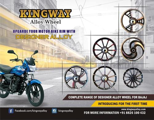 Designer Alloy Wheel