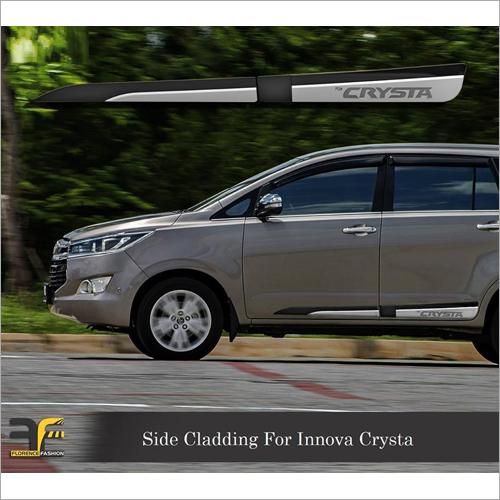 Car Chrome Side Cladding