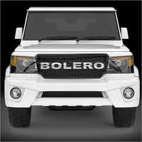Bolero Alpha Grill Black Chrome