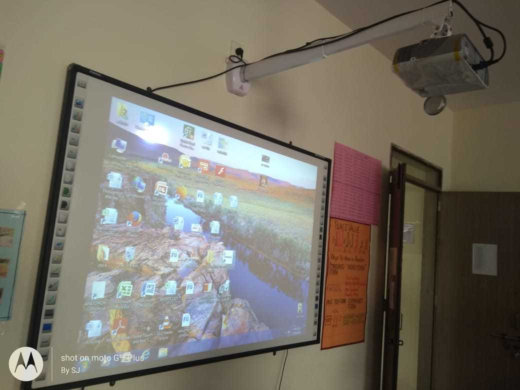 Smart Classroom Solution