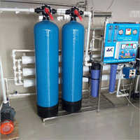 2000 LPH Water Treatment plant