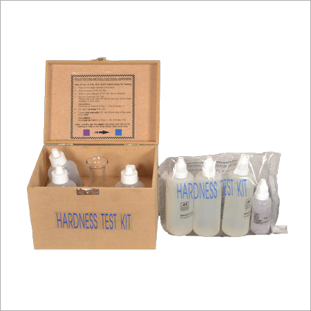 Water Hardness Testing Kit