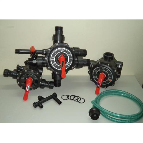 Real Mould Multiport Valve