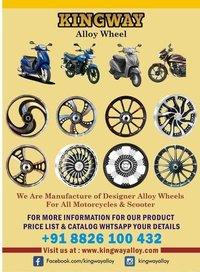 Designer Alloy Wheels