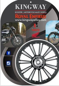 Royal Enfield Alloy Wheels
