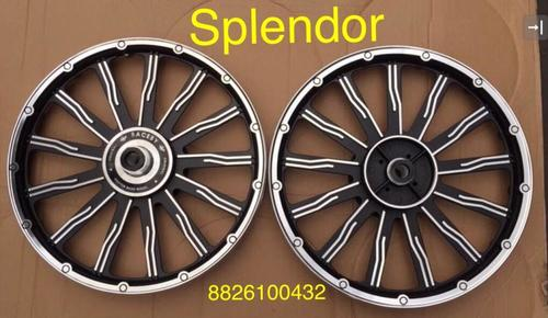 Splendor Alloy Wheels