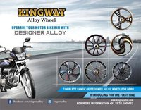 Designer Alloy Wheels