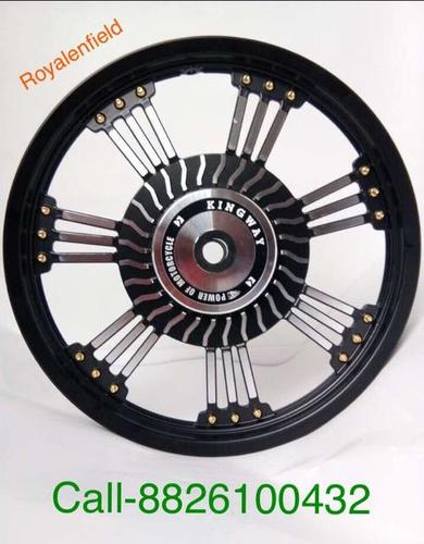 Alloy Wheels - Royal Enfield