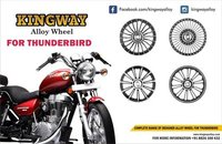 Alloy Wheels For Thunderbird