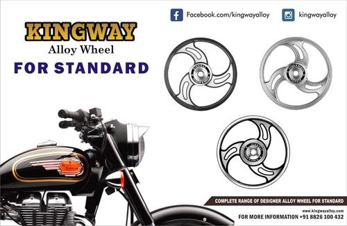 Alloy Wheels For Royal Enfield - Standard