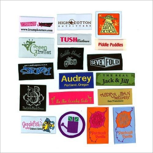 Woven Garment Label