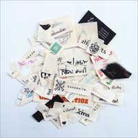 Neck labels