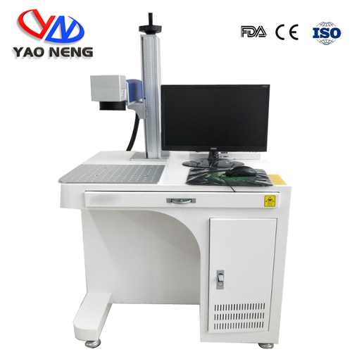30W & 50W Laser Jewelry Marking Machine