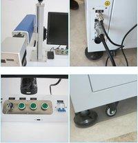 30W & 50W Laser Jewelry Marking Machine