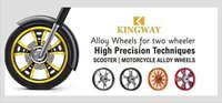 Two Wheelers Alloy Wheels