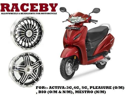Alloy Wheels For Scooty