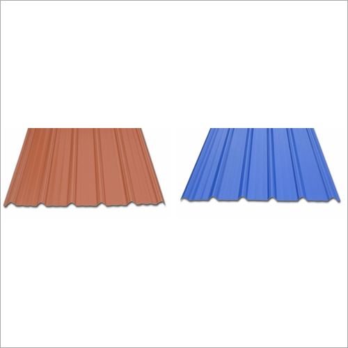 Round Wave UPVC Roofing Sheets