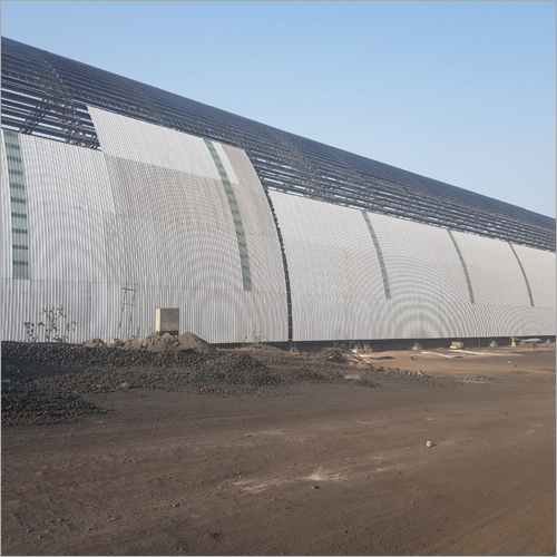 Industrial Self Supported Roofing Sheet