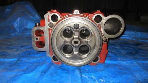 Mak M25 cylinder head