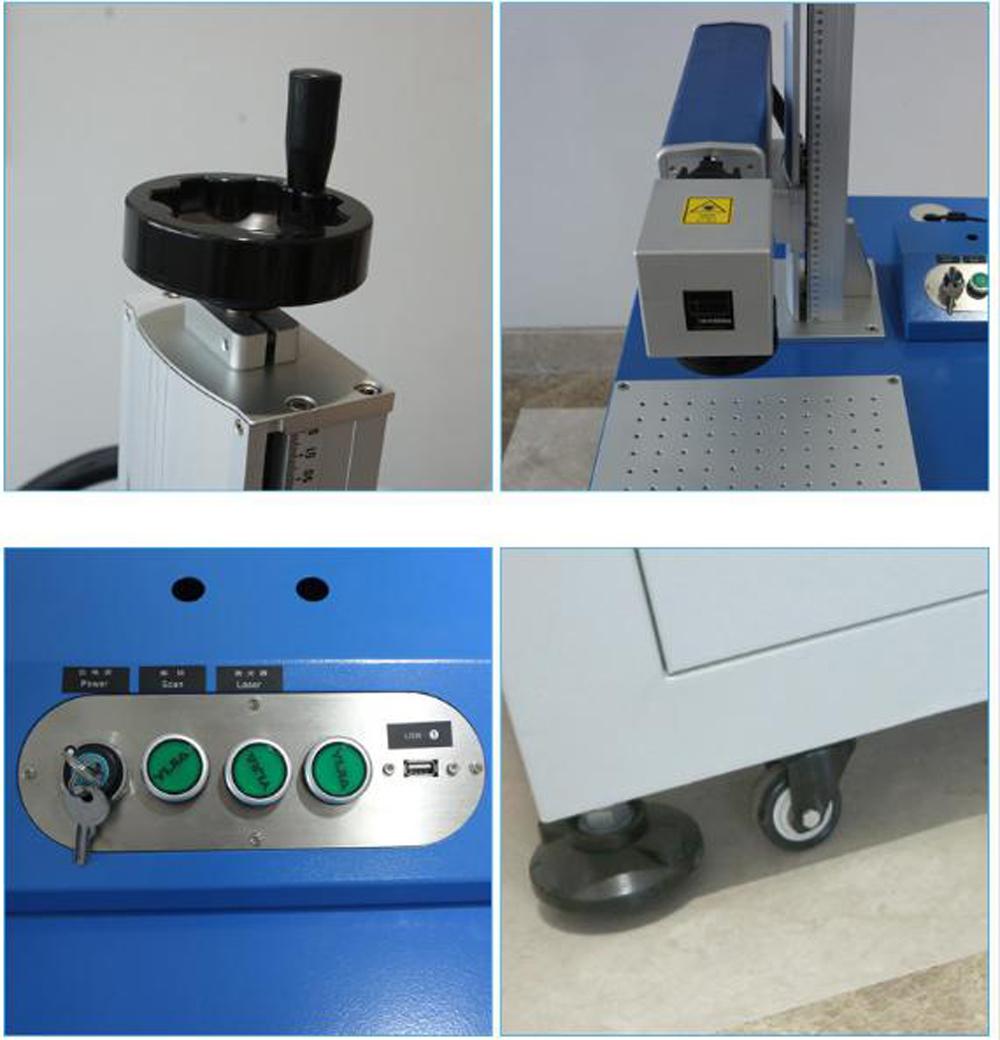 Stainless Steel Engraving Machine