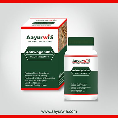 Ashwagandha Capsules Age Group: For Adults