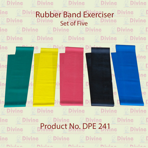 Rubber Band Exerciser