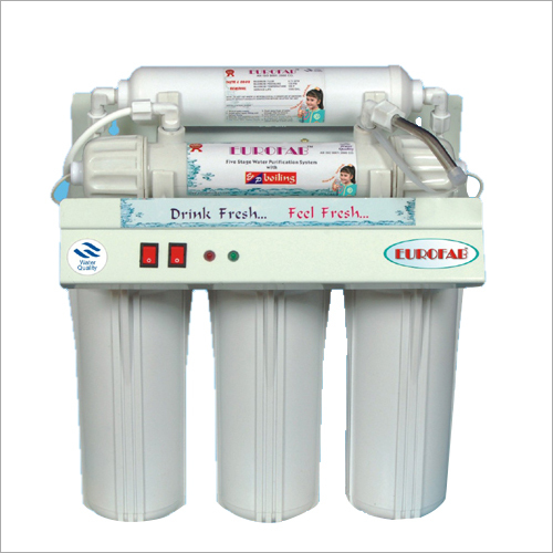 Eurofab Five Stage UV Water Purifier