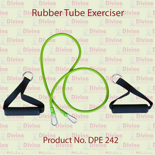 Rubber Tube Exerciser