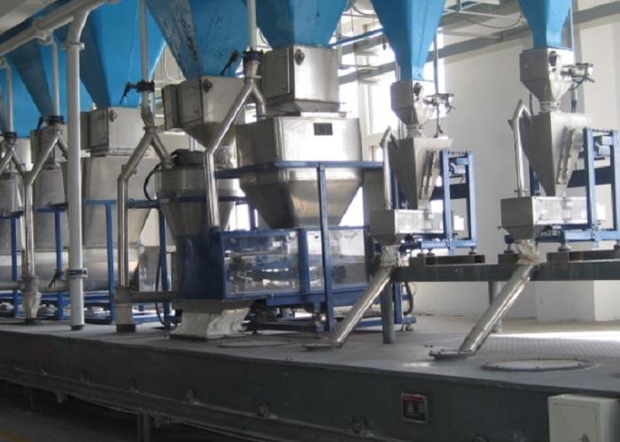 Spray tower detergent powder making machine / Washing powder plant