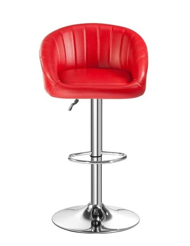 Da URBAN Leather Bar Stool