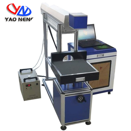 High quality co2 laser marking Machine 30W 50W for crystal glass