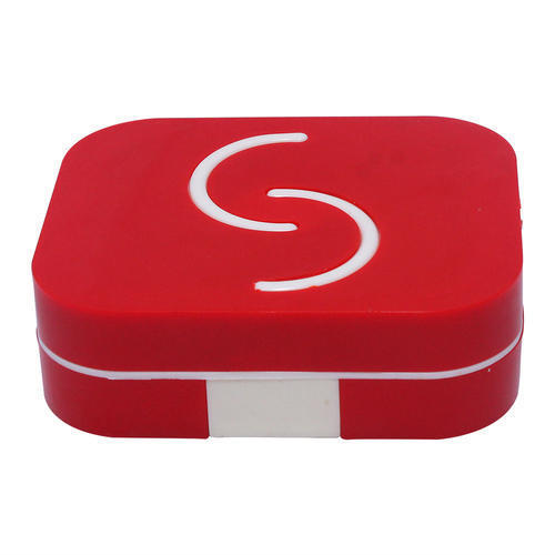 Lens Box Red