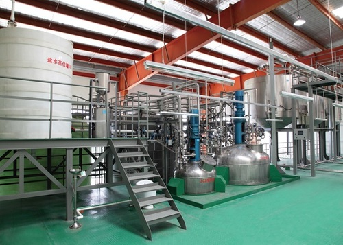 Liquid detergent making machine / Laundry detergent production line