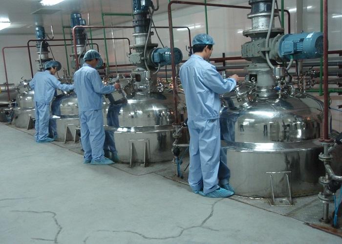 Liquid detergent making machine / Laundry detergent production line