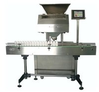 Electronic Type Tablet Counting & Filling Machine