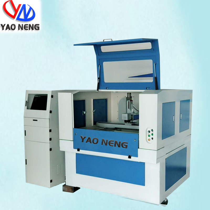 Sealed Fiber Laser Marking Machine