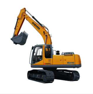 Hbxg-Xe215c-Track Excavator