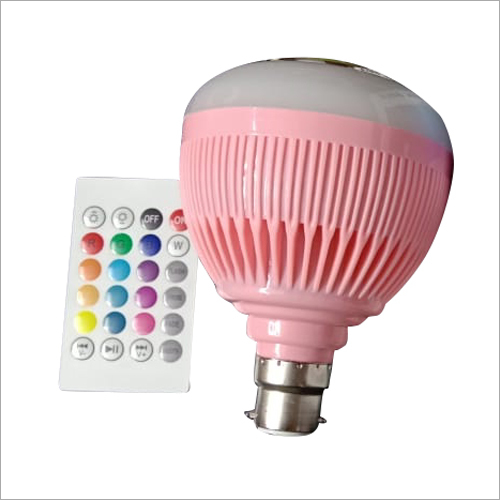LED Music Light Bulb
