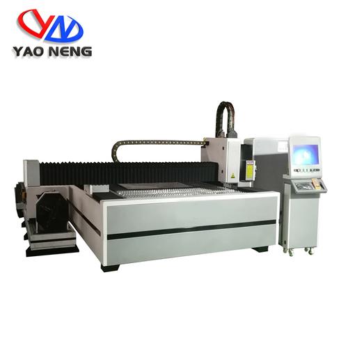 3015 Fiber Laser Cutting Machine With Rotary