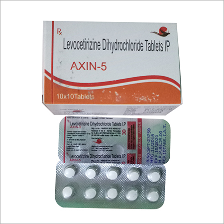 Axin 5 Tablets
