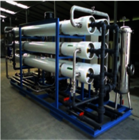 Standard Ro Water Treatment System (Hmjro-6000Lph)