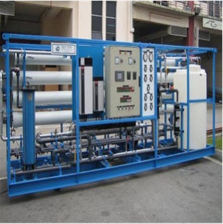 Standard RO water treatment system (HMJRO-5000LPH)