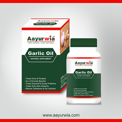 Aayurwia Garlic oil