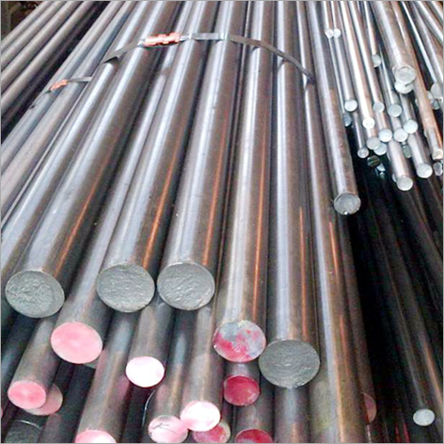 MS Solid Round Bars