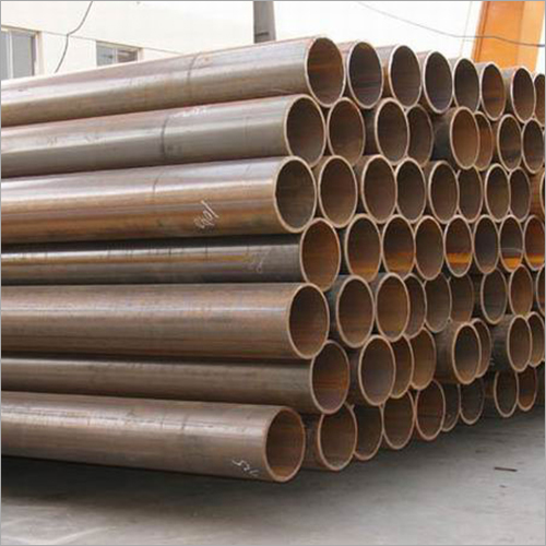MS Seamless Round Pipe