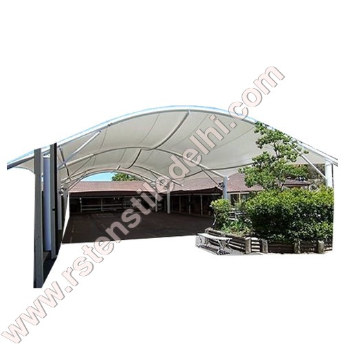 Tensile Parking Structures