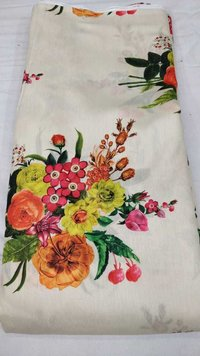 Fancy Digital Printed Polyester Fabric