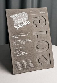 Paper Certificate Printing Service