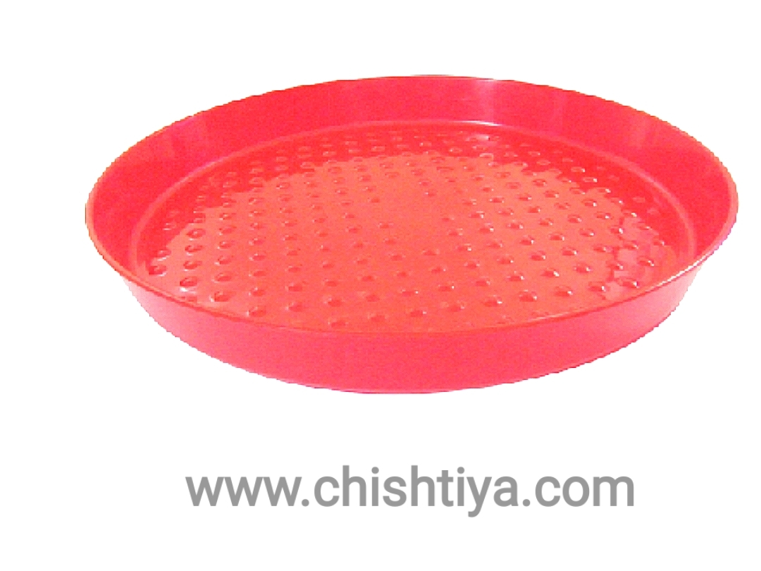 CHICK FEEDING TRAY